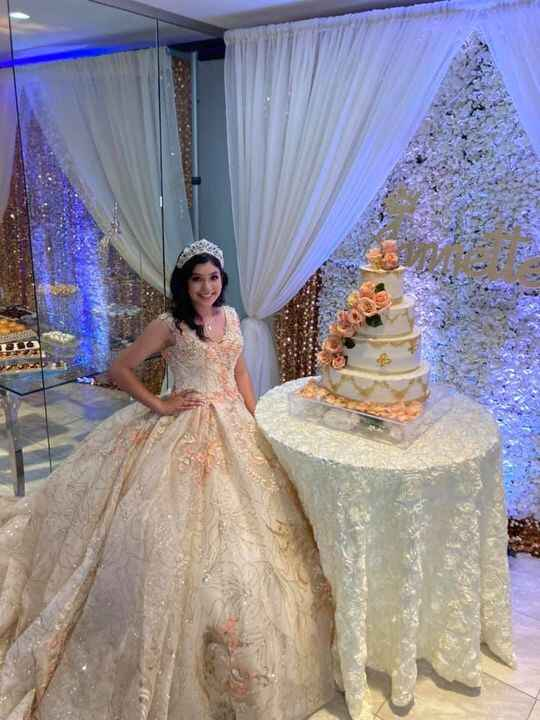 Beautiful quinceanera,  Don't forget to book your next event at London Garden in Moreno Valley, 9615306336
