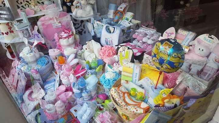 Baby items new in shop