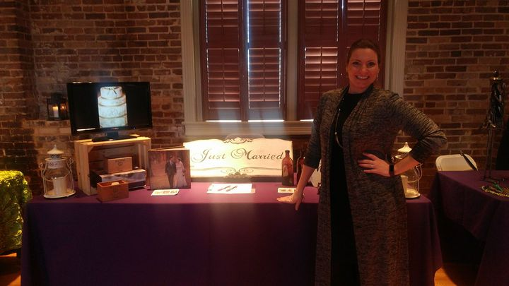 It's cold outside but warm at Center for the Arts at the Candy Factory.  Come to the Historic Manassas, Inc. Wedding Sho...
