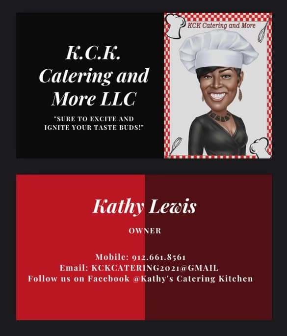 Come and see me in Statesboro on Juneteenth! On Fair rd at the Honey Bowen Building! #kckcateringandmore