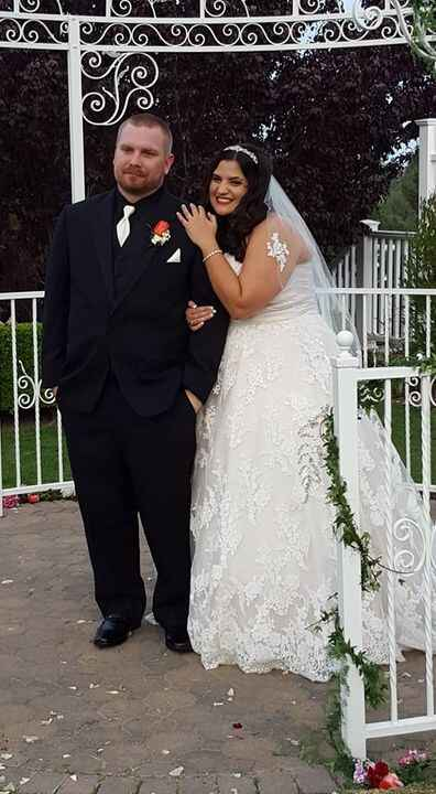 Congratulations Jeff and Gina. Love is in the air!